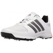 adidas Men s Tech Response WD Ftwwht D Golf Shoe White 8 2E US