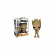 Funko Pop Groot Teenage Exclusivo Sticker Protector