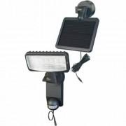 Napelemes Prémium LED-lámpa SOL LH0805 P2 IP44 infravörös mozgásérzékelovel 8xLED 0,5W 320lm Kabel-hossz 4,75m Szinek antracit
