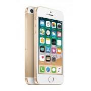 Begagnad IPhone SE 16GB Guld Olåst i topp skick Klass A