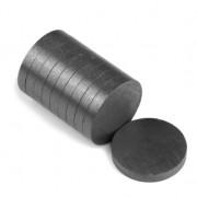 Magnet ferita disc diam. 20mm x 3mm