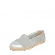 Espadrij Espadrilles aus Veloursleder