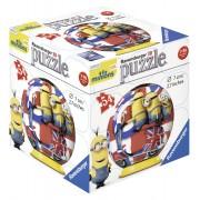 PUZZLE 3D MINIONS, 54 PIESE (RVS3D11914)