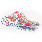 Strand pléd az olasz David Beachwear márkától, Rajasthan 180x100 cm