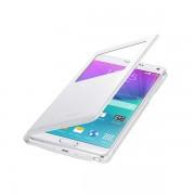 Maska sa preklopom i prozorom Note 4 SAMSUNG bela EF-CN910-FTE