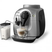 Автоматична еспресо машина, Philips 2000 series, Easy Cappuccino System, Black/Silver (HD8652/59)