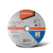 Disc abraziv economic pentru taiere metal MAKITA D-18699, 230mm