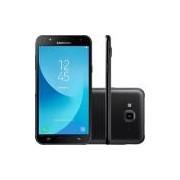 Smartphone Samsung Galaxy J7 Neo Dual Chip Android 7.0 Tela 5.5 16GB 4G Câmera 13MP com TV - Preto