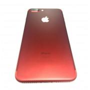 Apple iPhone 7 Plus Battery (Back) Cover - оригинален заден панел с on/off бутон и Lightning порт за iPhone 7 Plus (червен)