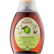 Green Pharmacy Body Care Bergamot & Lime aceite de baño 250 ml