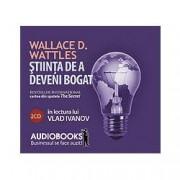 Audiobook - Stiinta de a deveni bogat