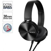 Sony Mdr Xb450ap Headphone - Black