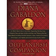The Outlandish Companion, Volume 2: The Companion to the Fiery Cross, a Breath of Snow and Ashes, an Echo in the Bone, and Written in My Own Heart's B, Hardcover/Diana Gabaldon