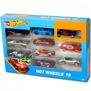 Set 10 masinute metalice 1/64 Hot Wheels 10