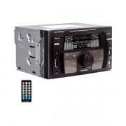 Majestic Sv-515 Rds Bt Autoradio Bluetooth 2 Din Potenza 180 Watt Lettore Mp3/wma Radio Rds Fm/fm Stereo Sd/mmc Aux Usb - Sv-515 Rds Bt