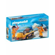 Remorcher Cu Echipaj Playmobil