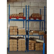 Palette Metallique Gerbable ou Empilable 900 x 1100 x 1000 d'occasion