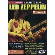 Roadrock International Lick Library: Learn To Play Led Zeppelin 2 DVD