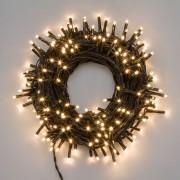 Luci Da Esterno Catena luminosa 25,5 m, 360 Mini LED colore Bianco caldo, non prolungabile