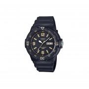 Reloj Analógico Hombre Casio MRW-200H-1B3 - Negro con Dorado
