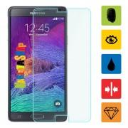 Mica Protectora Glass Samsung Note 4 N910 Cristal Templado