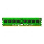 Kingston Memoria RAM DDR3 KINGSTON KVR16N11S8H/4 (1 x 4 GB - 1600 MHz - CL 11 - Verde)