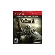Game Fallout 3 Goty: Game of The Year Edition - PS3