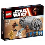 Lego Klocki konstrukcyjne Star Wars Kapsuła ratunkowa Droida 75136