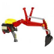 Scavatrice posteriore rossa Rolly Toys