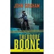 Theodore Boone. Pustiul avocat