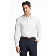 C&A Businesshemd Regular Fit, Wit, Maat: 39