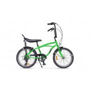 Bicicleta Pegas Strada Mini Verde Neon