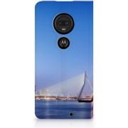Motorola Moto G7 G7 Plus Uniek Standcase Hoesje Rotterdam