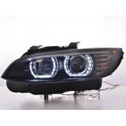 FK-Automotive Daylight Xenon fari LED con luce di marcia diurna DRL BMW serie 3 E92/E93 anno di costr. 06-10 nero