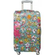 Pokrowiec na walizkę LOQI Folks