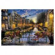 Puzzle 2000 Amsterdam - Educa Borras