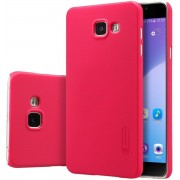 Nillkin Super Frosted Shield Backcover voor de Samsung Galaxy A5 (2016) - Red
