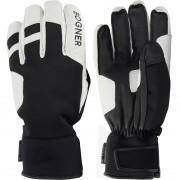 Bogner Men Glove PERO R-Tex off white/black