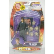 Doctor Who: The 10th Doctor With 5 Adipose Figures Series 4 Action Figure Set