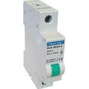 Lampă de semnalizare modulară cu LED, verde - 230V AC SLJL-AC230-Z - Tracon