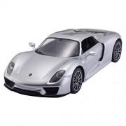 Costzon 1:14 Licensed Porsche 918 Spyder Remote Control Vehicle RC Radio Toy Racing Car w/Lights