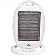 Thermoking Halogen Heater White Round
