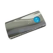 Capac baterie Motorola Moto G6 argintiu ORIGINAL