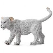 CollectA White Lion Cub (Walking) Figure