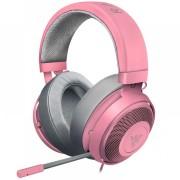 HEADPHONES, RAZER Kraken Pro V2, Analog Gaming Headset, Microphone, Pink (RZ04-02050900-R3M1)