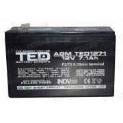 Acumulator pentru Navomodele AGM 12V-7.1Ah