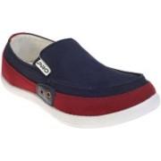 Khadim's Pro Canvas Shoes For Men(Navy)