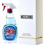 Moschino Fresh Couture toaletní voda s rozprašovačem 100ml