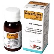 DECATHRINE SC 25 (DELTAMETRINA) - 30ml
