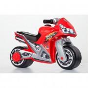 Moto Correpasillos Premium Molto Roja